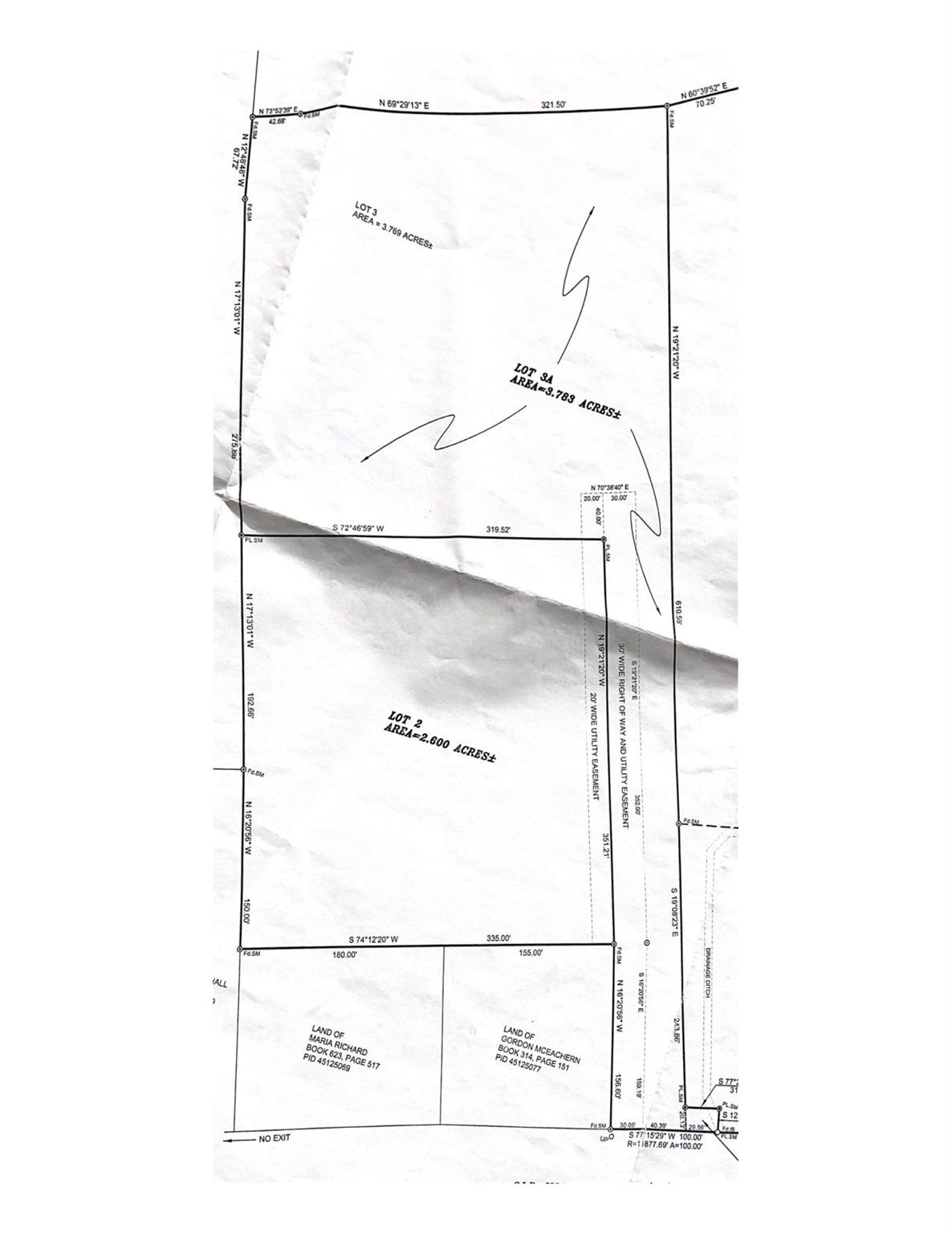 Photo 2: Photos: 2 & 3A Old Trunk 14 in Centre Rawdon: 105-East Hants/Colchester West Vacant Land for sale (Halifax-Dartmouth)  : MLS®# 202106656