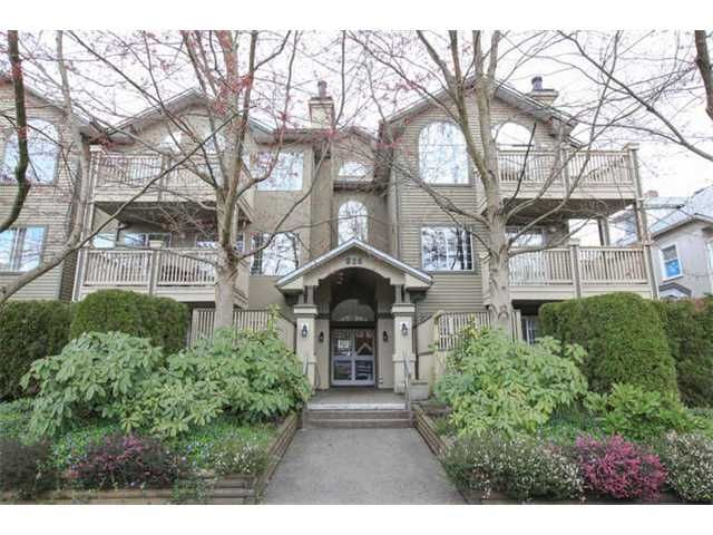 Photo 19: Photos: 103 925 W 15TH Avenue in Vancouver: Fairview VW Condo  (Vancouver West)  : MLS®# V1112385