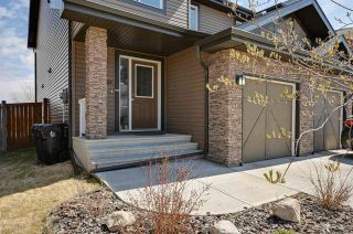 Photo 1: 22 PETER Street: Spruce Grove House Half Duplex for sale : MLS®# E4241998