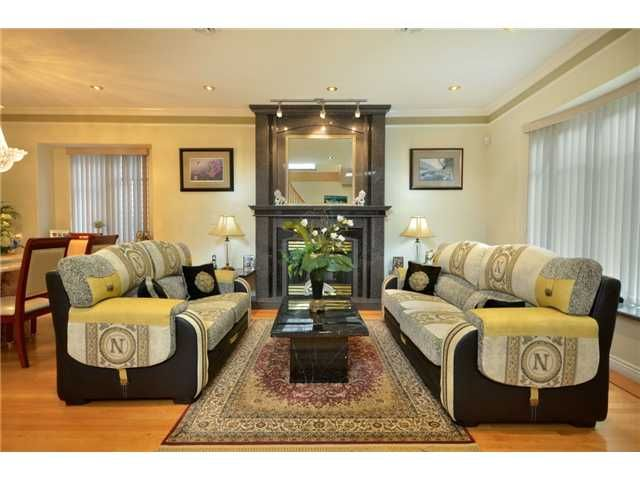 Main Photo: 6369 DUMFRIES Street in Vancouver: Knight House for sale (Vancouver East)  : MLS®# V915841