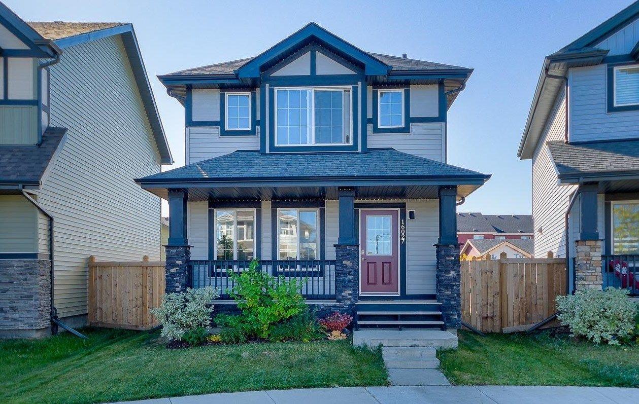 Main Photo: 16027 13 Avenue in Edmonton: Zone 56 House for sale : MLS®# E4264921