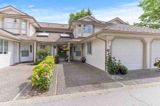 """Photo 1: 31 9045 WALNUT GROVE Drive in Langley: Walnut Grove Townhouse for sale in """"BRIDLEWOODS"""" : MLS®# R2589881"""