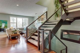 Photo 5: 40 JOHNSON Place SW in Calgary: Garrison Green Detached for sale : MLS®# C4287623