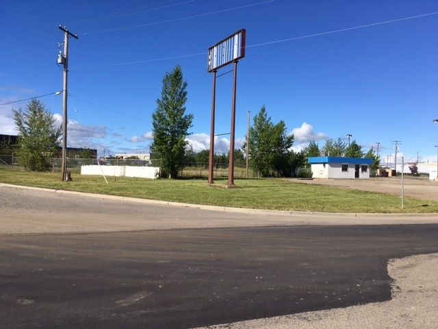 Main Photo: 9823 ALASKA Road in Fort St. John: Fort St. John - City SW Land Commercial for sale (Fort St. John (Zone 60))  : MLS®# C8004200