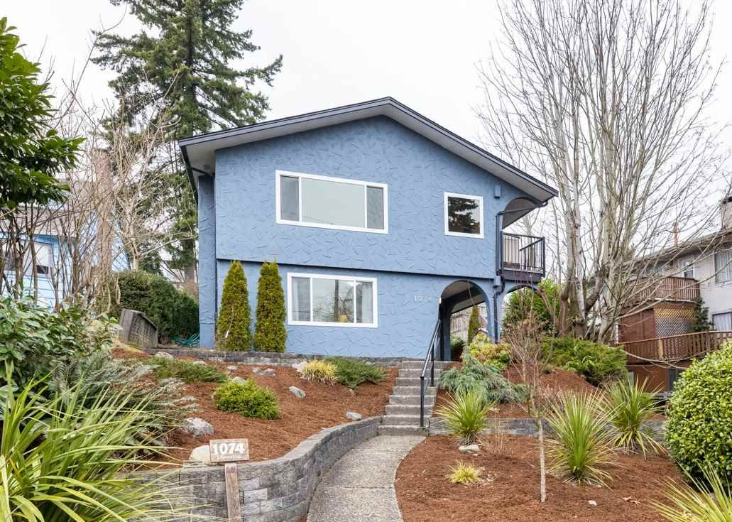 Main Photo: 1074 CLOVERLEY Street in North Vancouver: Calverhall House for sale : MLS®# R2547235
