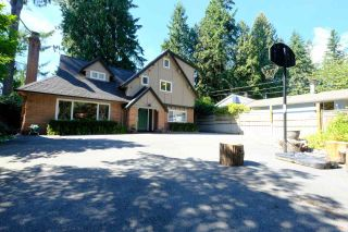 Photo 2: 4353 CAPILANO ROAD in North Vancouver: Canyon Heights NV House for sale : MLS®# R2103234