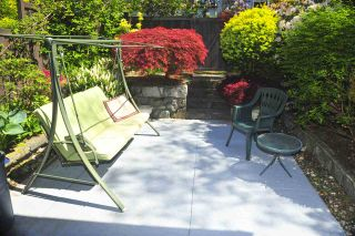 Photo 2: 9 3350 ROSEMONT DRIVE in Vancouver: Champlain Heights Townhouse for sale (Vancouver East)  : MLS®# R2268996