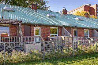 Photo 35: 11922 102 Avenue in Edmonton: Zone 12 Townhouse for sale : MLS®# E4236651