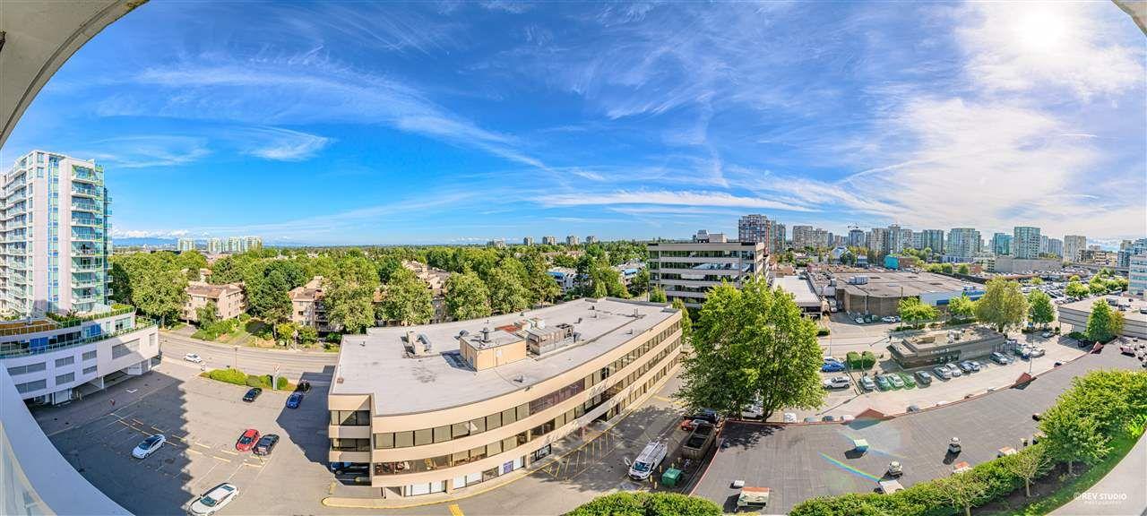"Main Photo: 1107 8288 LANSDOWNE Road in Richmond: Brighouse Condo for sale in ""Versante"" : MLS®# R2491445"