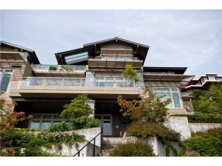 """Photo 12: # 103 2575 GARDEN CT in West Vancouver: Whitby Estates Townhouse for sale in """"AERIE 11"""" : MLS®# V1011354"""