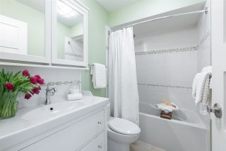"""Photo 16: 5 114 PARK Row in New Westminster: Queens Park Townhouse for sale in """"Clinton Place"""" : MLS®# R2537168"""