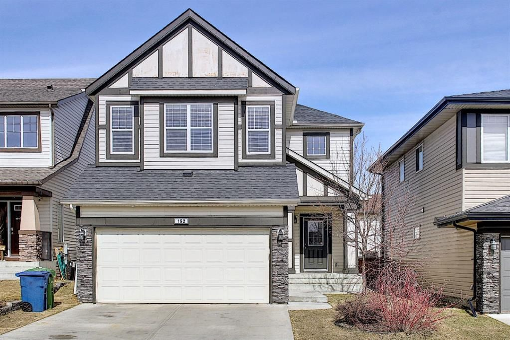 Main Photo: 192 Reunion Close NW: Airdrie Detached for sale : MLS®# A1089777