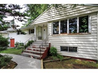 """Photo 1: 2227 HAVERSLEY Avenue in Coquitlam: Central Coquitlam House for sale in """"CENTRAL COQUITLAM"""" : MLS®# V1073066"""