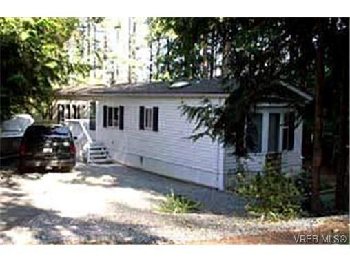 Main Photo: 39 920 Whittaker Rd in MALAHAT: ML Shawnigan Manufactured Home for sale (Malahat & Area)  : MLS®# 297992