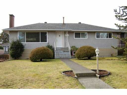 Main Photo: 6868 CARNEGIE Street in Burnaby: Sperling-Duthie House for sale (Burnaby North)  : MLS®# V867814