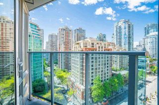 """Main Photo: 1605 788 HAMILTON Street in Vancouver: Downtown VW Condo for sale in """"TV TOWER 1"""" (Vancouver West)  : MLS®# R2595979"""