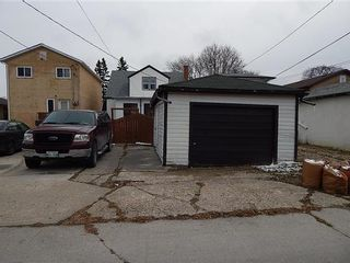 Photo 19: 563 Windsor Ave in Winnipeg: East Elmwood House for sale ()  : MLS®# 1728238