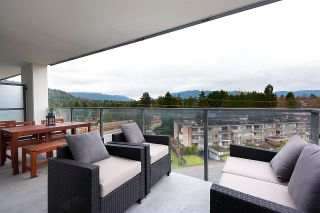 "Photo 17: 703 602 COMO LAKE Avenue in Coquitlam: Coquitlam West Condo for sale in ""UPTOWN 1 BY BOSA"" : MLS®# R2529216"