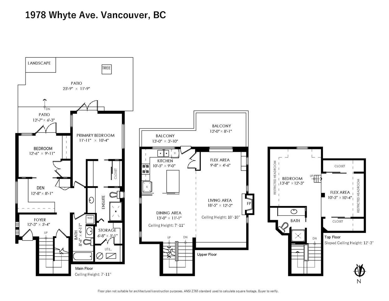 Photo 35: Photos: 1978 WHYTE Avenue in Vancouver: Kitsilano 1/2 Duplex for sale (Vancouver West)  : MLS®# R2586972