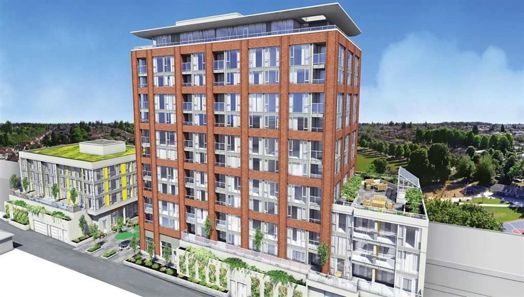 """Main Photo: 808 2689 KINGSWAY in Vancouver: Collingwood VE Condo for sale in """"SKYWAY TOWER"""" (Vancouver East)  : MLS®# R2268899"""