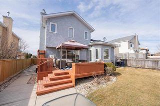 Photo 31: 1093 Scurfield Boulevard in Winnipeg: Whyte Ridge Residential for sale (1P)  : MLS®# 202105142