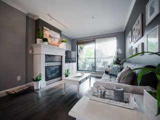"""Photo 6: 303 1226 HAMILTON Street in Vancouver: Yaletown Condo for sale in """"GREENWICH PLACE"""" (Vancouver West)  : MLS®# R2056690"""