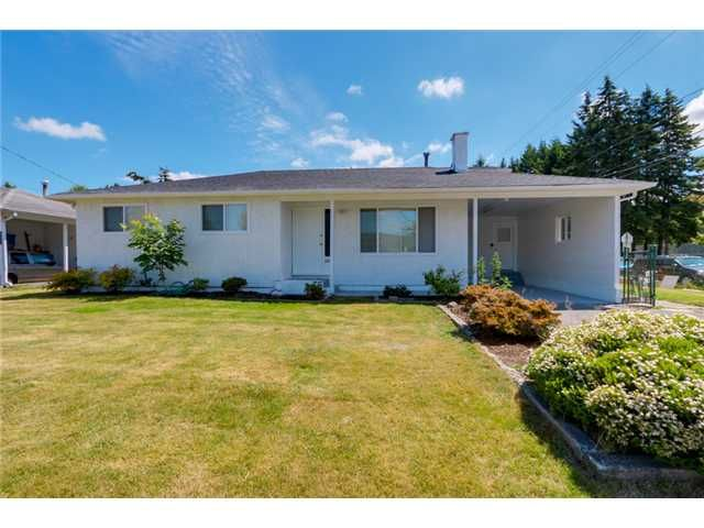 Main Photo: 8208 WADHAM Drive in Delta: Nordel House for sale (N. Delta)  : MLS®# F1415974