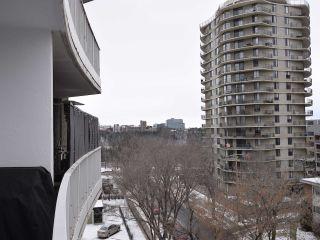 Photo 15: 605 10045 117 Street in Edmonton: Zone 12 Condo for sale : MLS®# E4229549