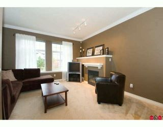 """Photo 2: 8 18828 69TH Avenue in Surrey: Clayton Townhouse for sale in """"STARPOINT"""" (Cloverdale)  : MLS®# F2925562"""