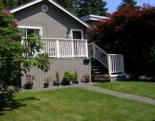 Photo 1: 1572 DEMPSEY Road in North_Vancouver: Lynn Valley House for sale (North Vancouver)  : MLS®# V720794