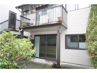 """Photo 15: 11 460 W 16TH Avenue in Vancouver: Cambie Townhouse for sale in """"Cambie Square"""" (Vancouver West)  : MLS®# V1054620"""