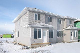 Photo 39: 3627 2 Street in Edmonton: Zone 30 House Half Duplex for sale : MLS®# E4228108