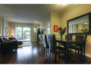 "Photo 4: 114 2336 WHYTE Avenue in Port Coquitlam: Central Pt Coquitlam Condo for sale in ""CENTREPOINTE"" : MLS®# V973270"