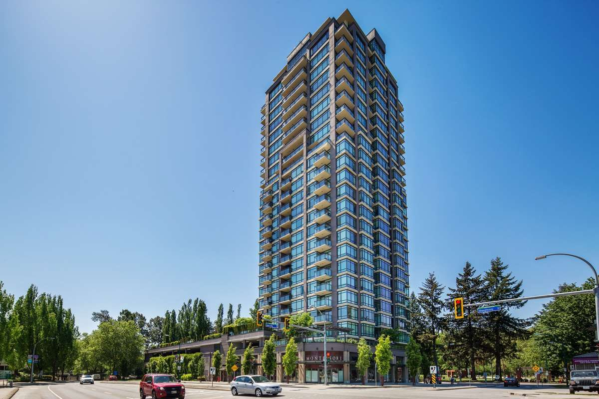 "Main Photo: 1901 2789 SHAUGHNESSY Street in Port Coquitlam: Central Pt Coquitlam Condo for sale in ""THE SHAUGHNESSY"" : MLS®# R2399399"