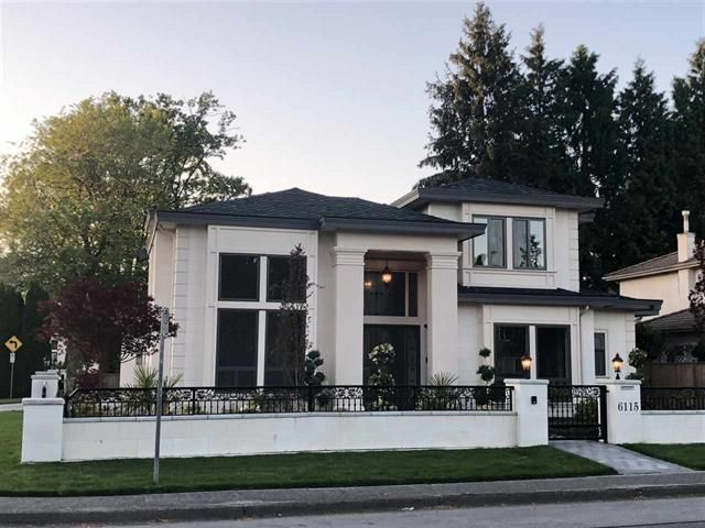 Main Photo: 6115 AZURE RD in RICHMOND: Granville House for sale (ric)  : MLS®# R2278246