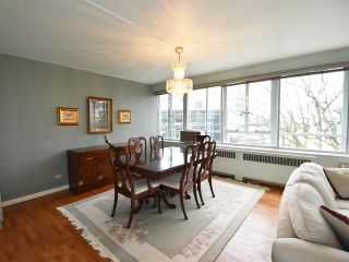 """Photo 4: 408 1445 MARPOLE Avenue in Vancouver: Fairview VW Condo for sale in """"HYCROFT TOWERS"""" (Vancouver West)  : MLS®# R2047974"""
