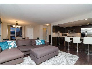 """Photo 3: 401 4400 BUCHANAN Street in Burnaby: Brentwood Park Condo for sale in """"MOTIF"""" (Burnaby North)  : MLS®# V1048182"""