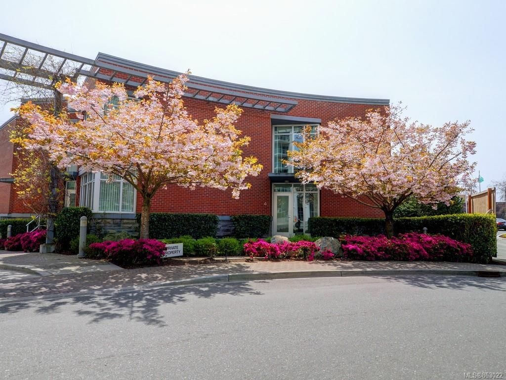 Main Photo: TH4 100 Saghalie Rd in : VW Songhees Row/Townhouse for sale (Victoria West)  : MLS®# 863022