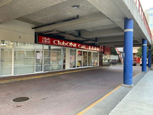 Main Photo: 1450,1460,1470 8260 WESTMINSTER Highway in Richmond: Brighouse Retail for sale : MLS®# C8037440