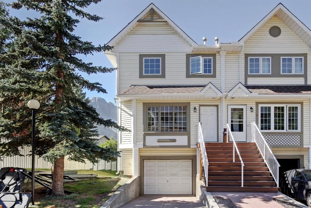 Main Photo: 20 1050 Cougar Creek Drive: Canmore Row/Townhouse for sale : MLS®# A1146328