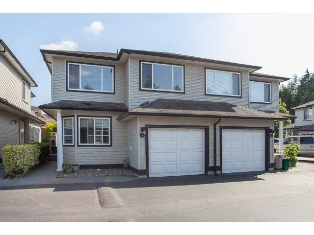 "Main Photo: 7 9559 208TH Street in Langley: Walnut Grove Townhouse for sale in ""DERBY CREEK"" : MLS®# R2072729"