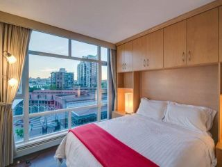 Photo 10: 707 189 DAVIE Street in Vancouver: Yaletown Condo for sale (Vancouver West)  : MLS®# R2559092