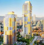"""Main Photo: 701 6288 CASSIE Avenue in Burnaby: Metrotown Condo for sale in """"GOLD HOUSE(SOUTH TOWER)"""" (Burnaby South)  : MLS®# R2579423"""