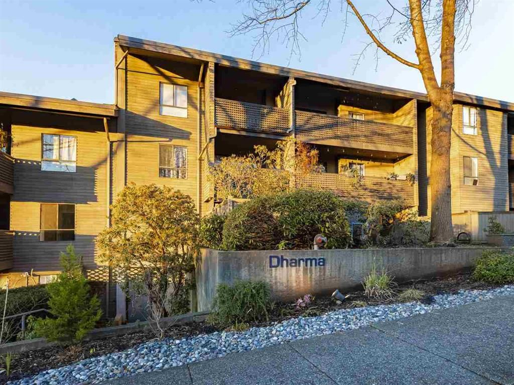 Main Photo: 207 1549 Kitchener Street in Vancouver: Grandview Woodland Condo for sale (Vancouver East)  : MLS®# R2435050