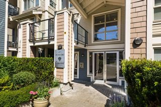 "Photo 3: 305 275 ROSS Drive in New Westminster: Fraserview NW Condo for sale in ""The Grove at Victoria Hill"" : MLS®# R2479209"