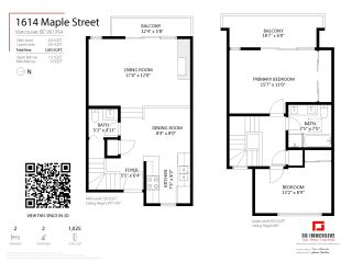 Photo 27: 1614 MAPLE Street in Vancouver: Kitsilano Townhouse for sale (Vancouver West)  : MLS®# R2589532