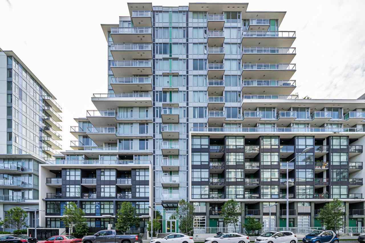 Main Photo: 1602 3333 SEXSMITH ROAD in Richmond: West Cambie Condo for sale : MLS®# R2588165