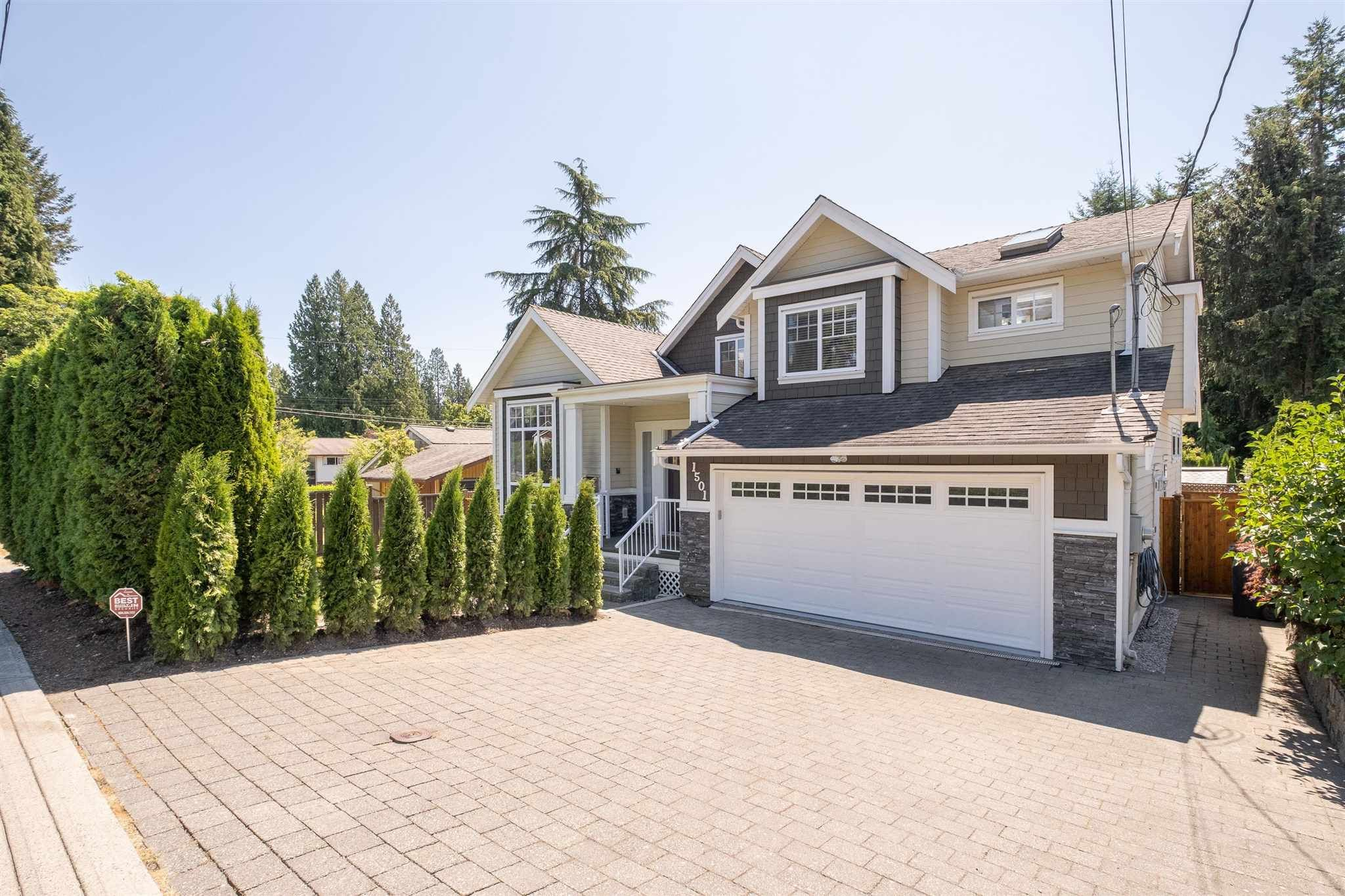 Main Photo: 1501 FREDERICK ROAD in North Vancouver: Lynn Valley House for sale : MLS®# R2603680