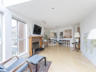 """Photo 10: 406 1551 MARINER Walk in Vancouver: False Creek Condo for sale in """"LAGOONS"""" (Vancouver West)  : MLS®# R2548149"""