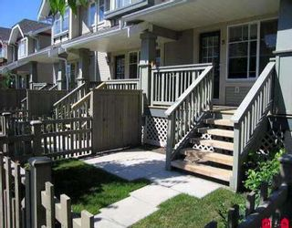 """Photo 10: 8 6651 203RD Street in Langley: Willoughby Heights Townhouse for sale in """"Sunscape"""" : MLS®# F2727651"""